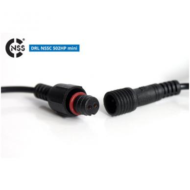 NSSC DRL-502S mini LED dienos šviesos žibintai 8