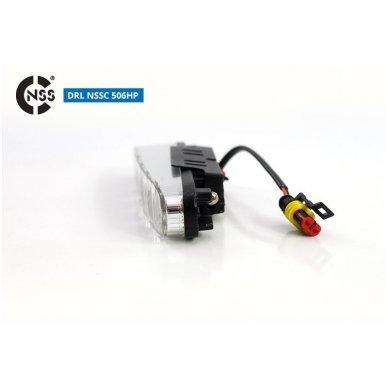 NSSC DRL-506HP LED dienos šviesos žibintai 6