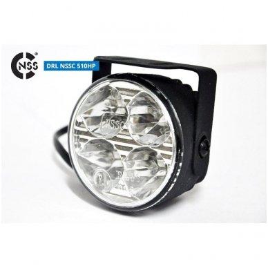 NSSC DRL-510HP LED dienos šviesos žibintai 3