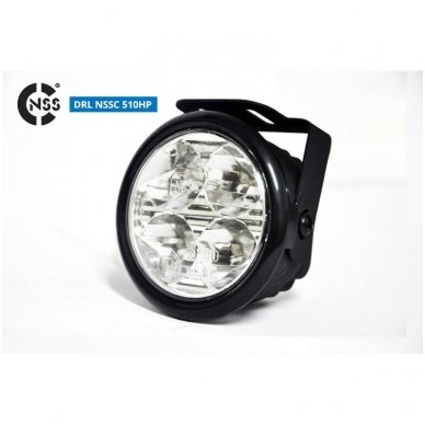 NSSC DRL-510HP LED dienos šviesos žibintai 2