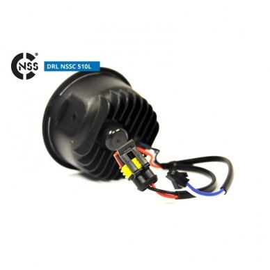 NSSC DRL-510LHP LED dienos šviesos žibintai 8