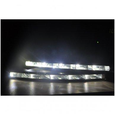 NSSC DRL-523HP lenkti LED dienos šviesos žibintai 12