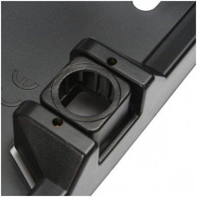 """Numerio rėmelis 3-ių juodos spalvos daviklių parkavimosi sistema su laidiniu LED ekranu """"EAGLE"""" 5"""