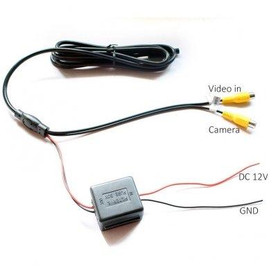 OEM Veidrodėlis HD 4.3 colių LCD automobilio monitorius 12V-24V 11