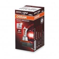 OSRAM H11 Night Breaker SILVER +100 šviesos lemputė 64211NBS