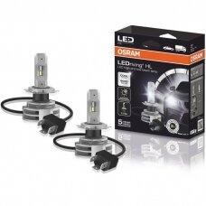 OSRAM LED H4 lemputės HL LEDriving Gen2 12V-24V 9726CW P43t