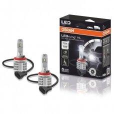 OSRAM LED H11 lemputės HL LEDriving Gen2 12V-24V 67211CW PGJ19-2