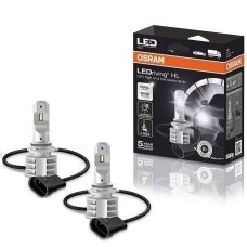 OSRAM LED HB4 9006 lemputės HL LEDriving Gen2 12V-24V 9736CW P22d