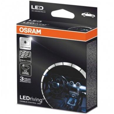 OSRAM CAN BUS CONTROLER 12V 5W, LED klaidų naikintojas LEDCBCTRL101