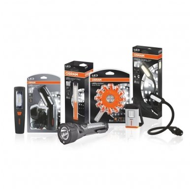 OSRAM LEDinspect PRO POCKET 280 LEDIL107 nešiojamas žibintuvėlis 4052899963863 10
