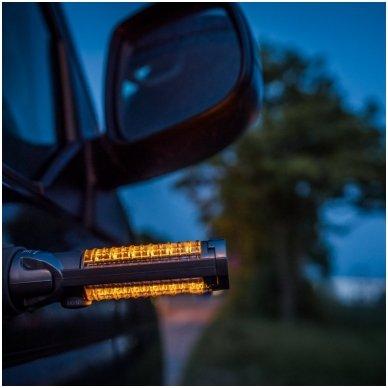 OSRAM LED SL101 multifunkcinis prožektorius LEDguardian SAVER LIGHT PLUS 4052899132344 4
