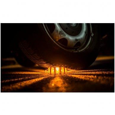 OSRAM LED SL302 švyturėlis su baterijom LEDguardian ROAD FLARE ORAN 4052899184053 3