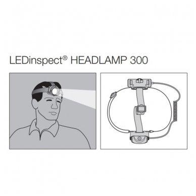 OSRAM LEDinspect HEADLAMP 300 LEDIL209 galvos prožektorius 4052899425033 6