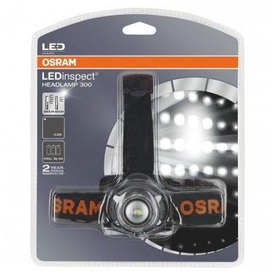 OSRAM LEDinspect HEADLAMP 300 LEDIL209 galvos prožektorius 4052899425033 7