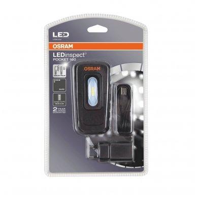 OSRAM LEDinspect POCKET 160 LEDIL204 nešiojamas žibintuvėlis 4052899424975 6