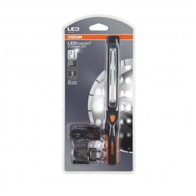 OSRAM LEDinspect SLIMLINE 250 LEDIL206 nešiojamas žibintuvėlis 4052899424999 5