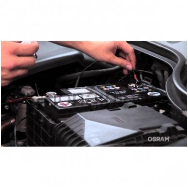 OSRAM LEDriving LG LEDDRL102 12v dienos žibintų - gabaritų A02 komplektas 4052899200494 8
