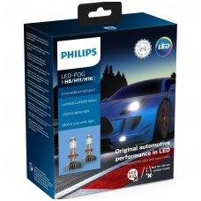 PHILIPS X-treme Ultinon H8 , H11 , H16 LED gen2 +250% lemputės