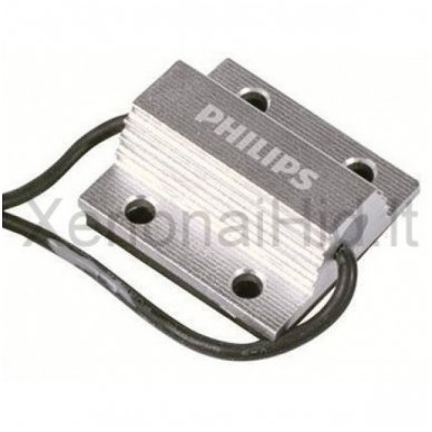 PHILIPS CAN-BUS CONTROLER LED klaidų naikintojas 12V, 5W, 12956x2, 38345430 3