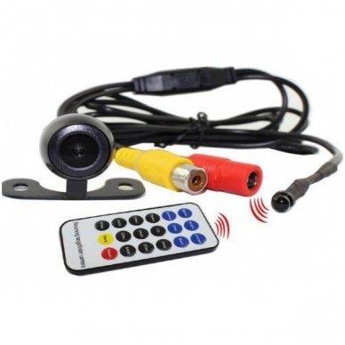 Profesionali automobilio galo / priekio vaizdo kamera - su atstumo rėmeliu reguliuojama
