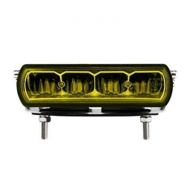 RAIN 2x MINI LED BAR sertifikuoti žibintai OSRAM-CRDP 2x20W 2x1515LM 12-24V (E9 HR PL) COMBO 4
