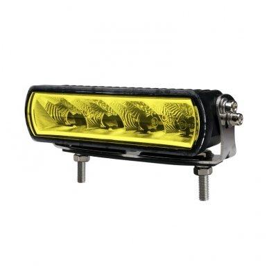 RAIN 2x MINI LED BAR sertifikuoti žibintai OSRAM-CRDP 2x20W 2x1515LM 12-24V (E9 HR PL) COMBO 2