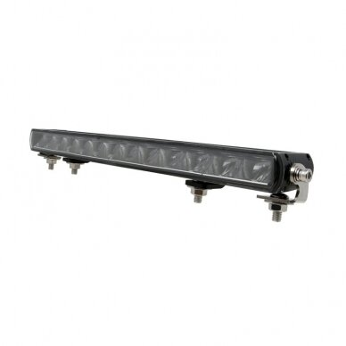 SLIM LED BAR lenktas sertifikuotas žibintas 84W 8400LM 12-24V (E9 HR PL) COMBO 52cm 5