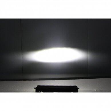 SLIM LED BAR sertifikuotas žibintas 56W 5600LM 12-24V (E9 HR PL) COMBO 36cm 14