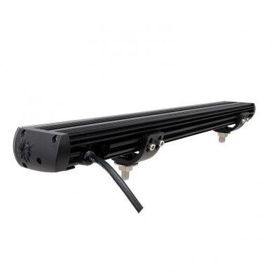 SLIM LED BAR sertifikuotas žibintas 84W 8400LM 12-24V (E9 HR PL) COMBO 52cm 6
