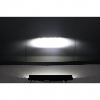 SLIM LED BAR sertifikuotas žibintas 84W 8400LM 12-24V (E9 HR PL) COMBO 52cm 25