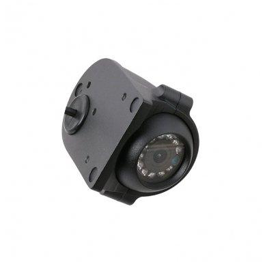 Spec. technikos išorės vaizdo kamera 4PIN IP69K 12V-24V su IR LED 3