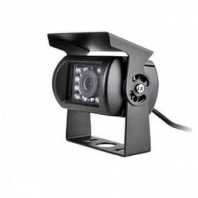 Spec. technikos išorės vaizdo kamera IP67 12v-24v su IR LED naktiniu matymu 3