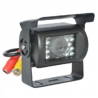 Spec. technikos išorės vaizdo kamera IP67 12v-24v su IR LED naktiniu matymu