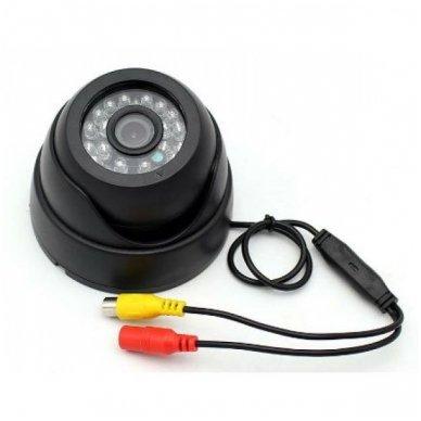 Spec. technikos vaizdo kamera RCA IP66 12v-24v su IR LED naktiniu matymu 4