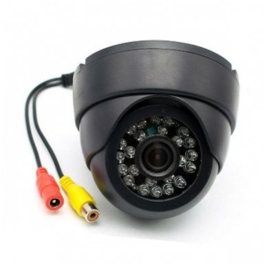 Spec. technikos vaizdo kamera RCA IP66 12v-24v su IR LED naktiniu matymu 5