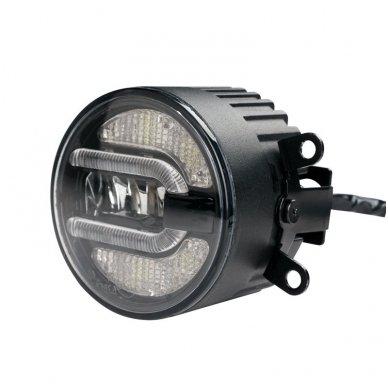 SPORT LED rūko ir DRL dienos žibintai sertifikuoti 5