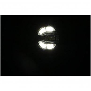 SPORT LED rūko ir DRL dienos žibintai sertifikuoti 13