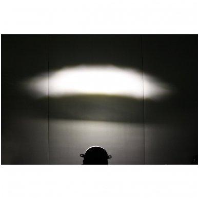 SPORT LED rūko ir DRL dienos žibintai sertifikuoti 14