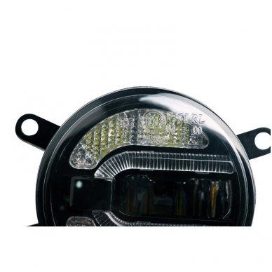 SPORT LED rūko ir DRL dienos žibintai sertifikuoti 10