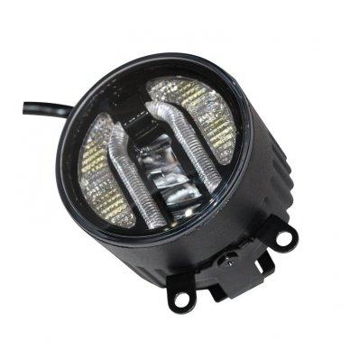 SPORT LED rūko ir DRL dienos žibintai sertifikuoti 9