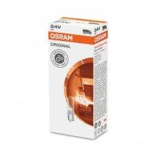 T5 24V lemputė OSRAM 2341 1W W2x4,6d