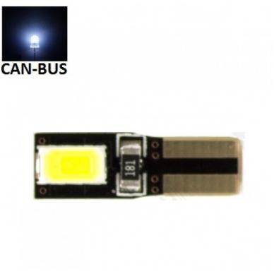 T5 W2W LED CAN BUS 2 SMD lemputė