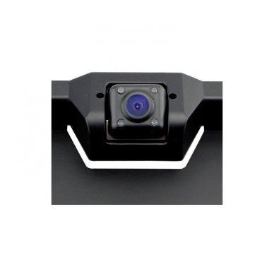 Vaizdo kamera su IR LED - automobilio valstybinio numerio rėmelis 2