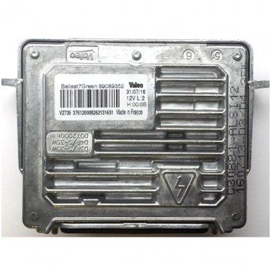 Valeo 7G / 7Grean xenon blokas OEM 89089352 D3S D3R D4S D4R lemputėms 2