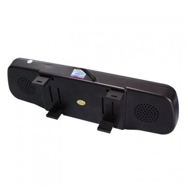 Veidrodėlis HD 4.3 colių LCD automobilio monitorius 12V-24V 5