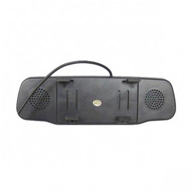 Veidrodėlis HD 4.3 colių LCD automobilio monitorius 12V-24V 4