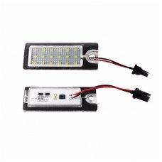 VOLVO LED numerio apšvietimas S60S80 V70II XC70II XC90