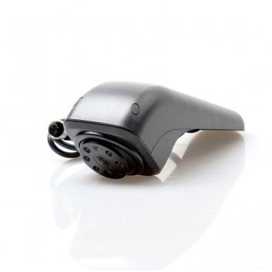 VW CRAFTER 2017+ galinio vaizdo kamera integruojama stabdžio žibinte 10