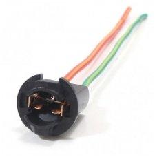 W5W / T10 lemputės jungtis tvirtinimas į žibintą plastikinis