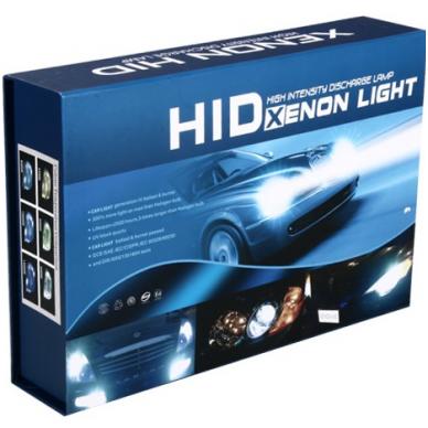 Xenon H7 4300K komplektas 12V 75W